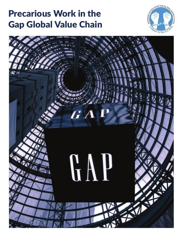 1Precarious Work in the Gap Global Value Chain