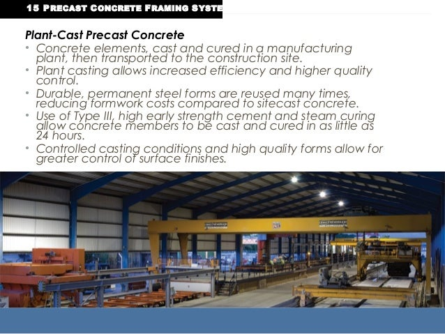 Precast concrete technology |authorstream.