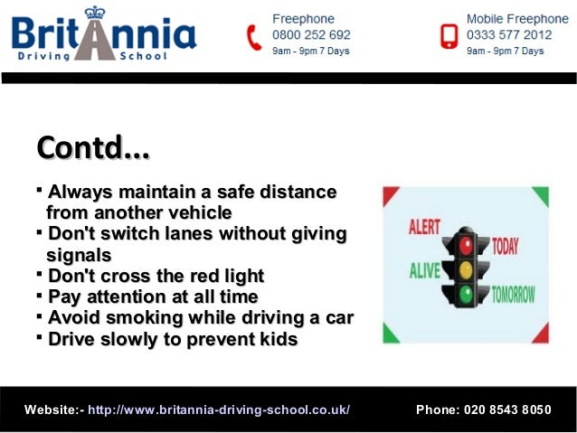 precautions while driving If you're on the road monday afternoon, collins says make sure you take the following precautions  do not try to take photos or videos of the eclipse while driving .
