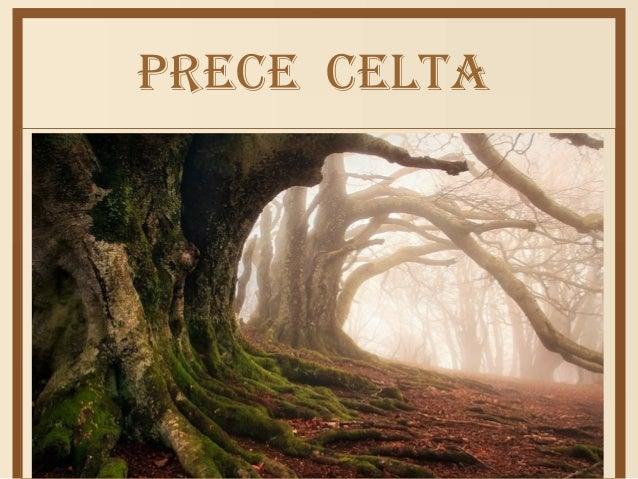 Prece celta