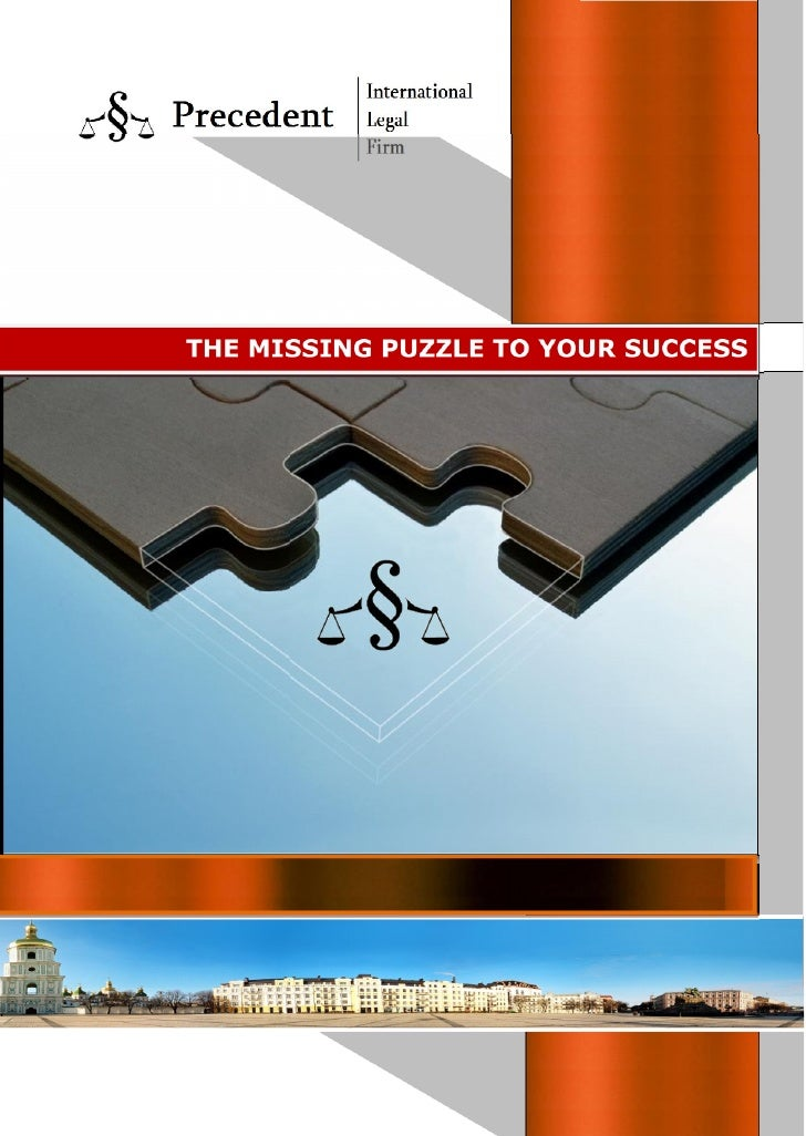 THE MISSING PUZZLE TO YOUR SUCCESS