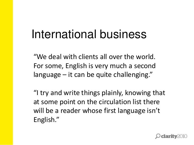 Putting A Law Firms Precedents Into Plain Language Daphne Perry - World first language list
