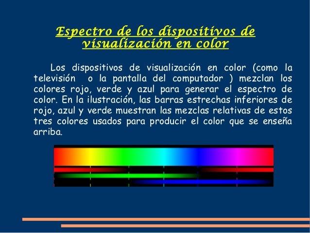 Precentacion Luz Visible