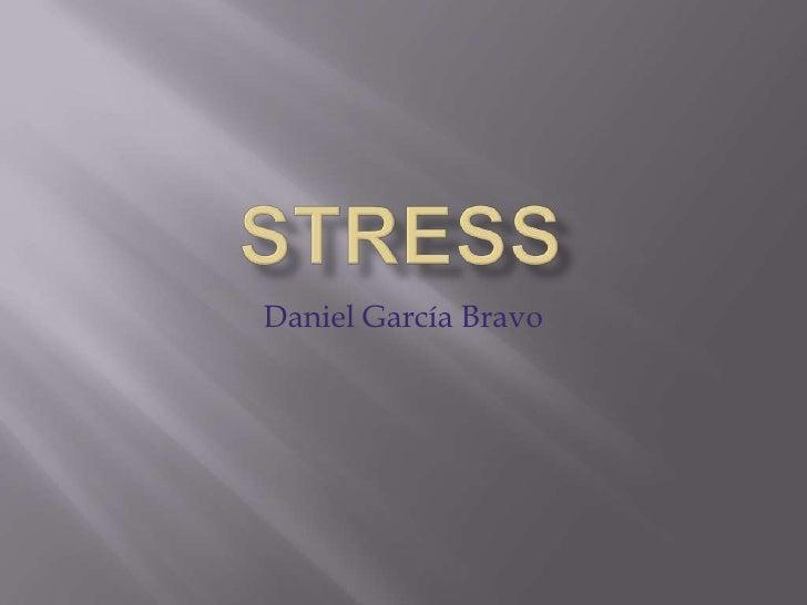 Daniel García Bravo