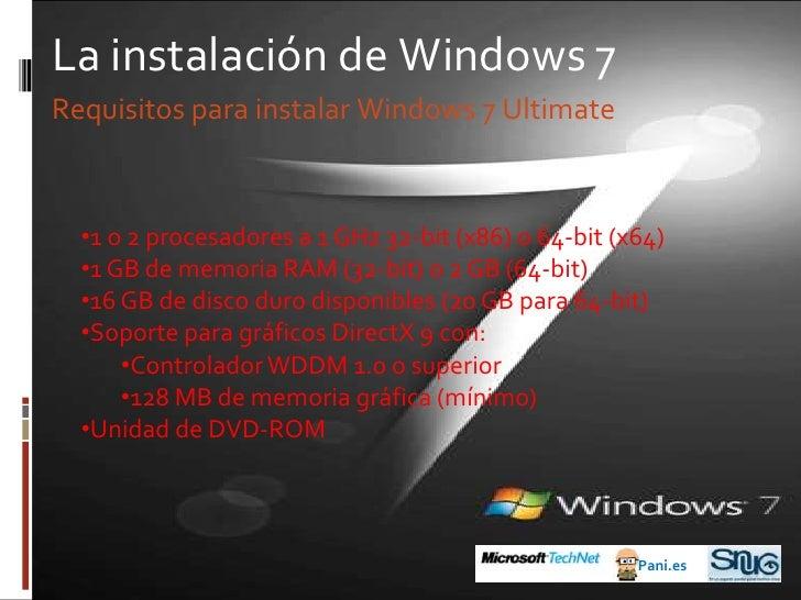 Antes de Windows 7<br />1995: Windows 95<br />Pani.es<br />