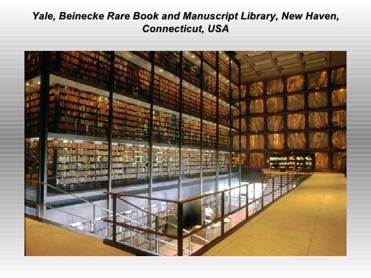 Preciosas Bibliotecas Del Mundo
