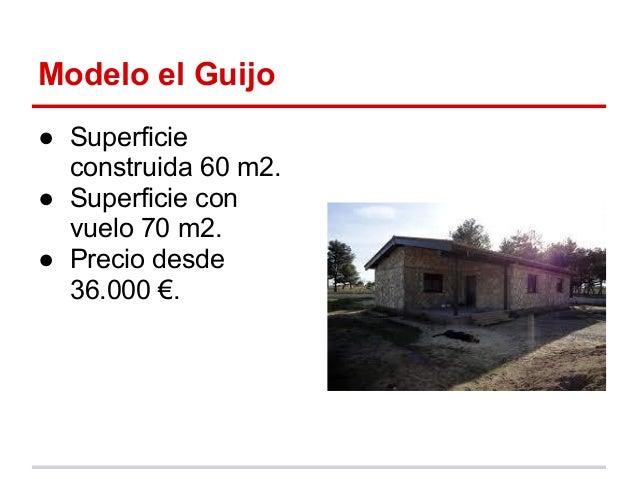 Precios casas prefabricadas cepref for Catalogo casas prefabricadas
