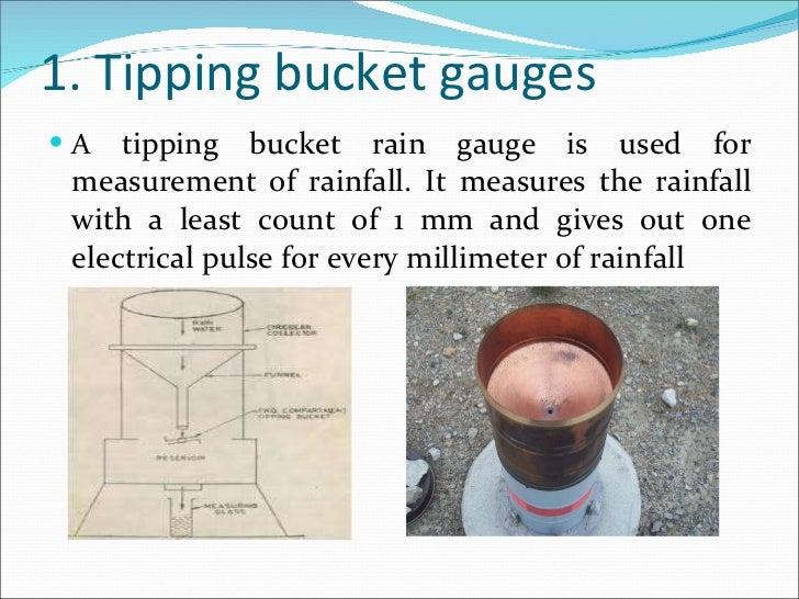 Precipitation presentation