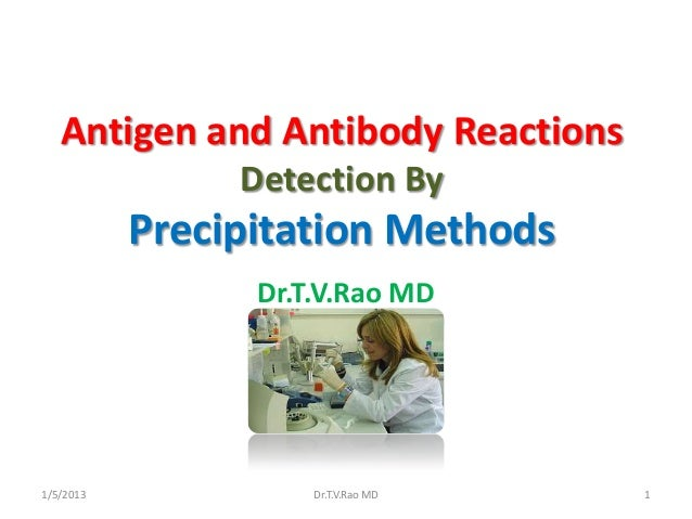 how to find the precipitate in a reaction