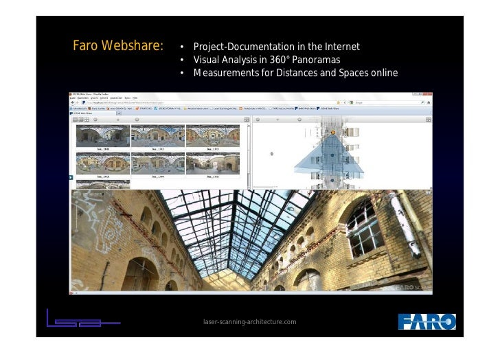 Precise Planning With 3d Scan Data In Revit Architecture