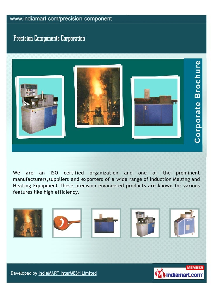 We are an ISO certified organization and one of the prominentmanufacturers,suppliers and exporters of a wide range of Indu...