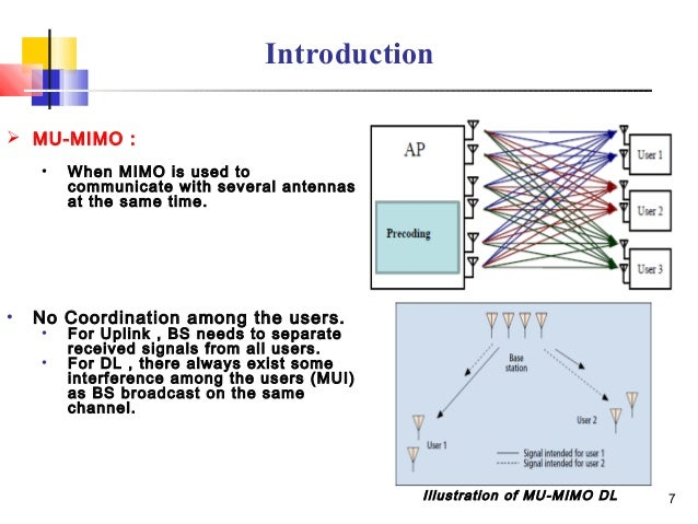mimo beamforming thesis Master's thesis, 61 p two solutions for the minimum power beamforming are reviewed (socp and mimo multiple input multiple output.
