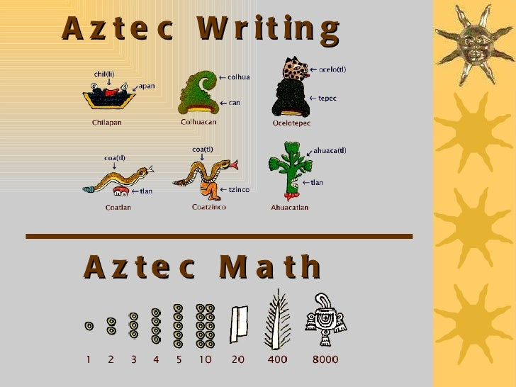 aztec writing quizlet Mesoamerican civilization: producing the first writing and written calendar in when the aztec defeated the rival city of azcapotzalco and became the dominant.