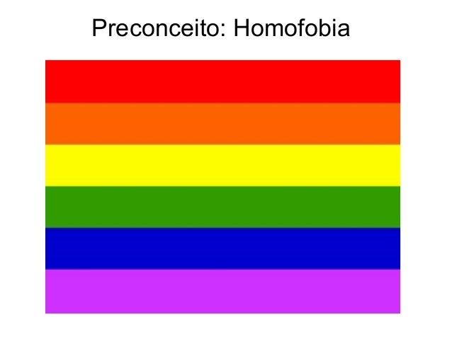 Preconceito:Homofobia