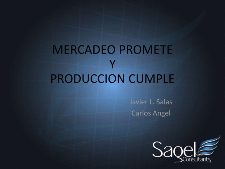 Pre Conf Javier Slide 2