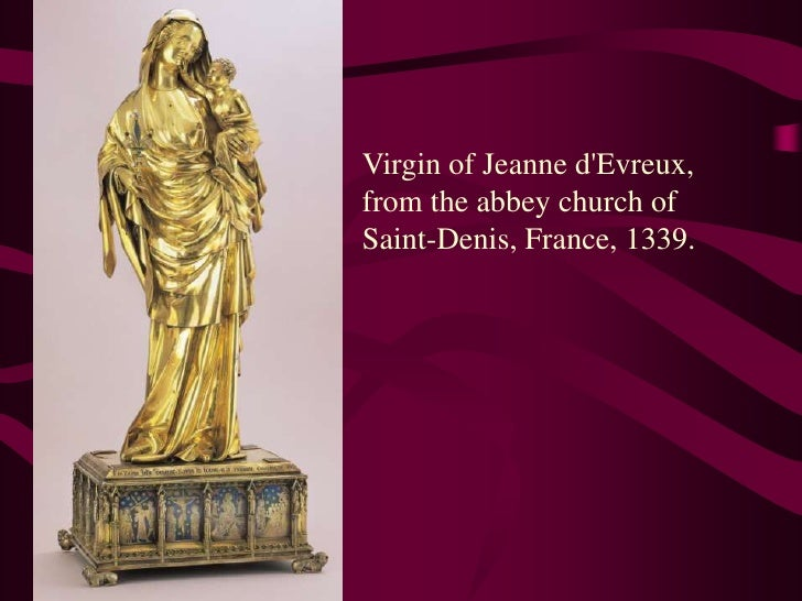 Virgin Of Jeanne Devreux Precursor to the Renai...