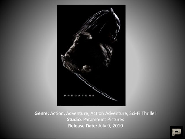 Genre: Action, Adventure, Action Adventure, Sci-Fi Thriller Studio: Paramount Pictures Release Date: July 9, 2010
