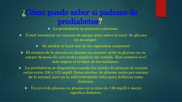 Prediabetes