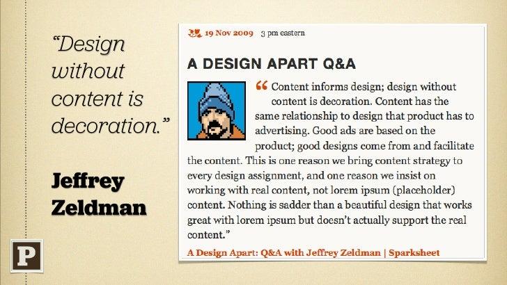 "Credit: ""Redesign Must Die"" , louisrosenfeld.com     Louis Rosenfeld: Kill Redesign ‣   ""Every large website     is a comp..."