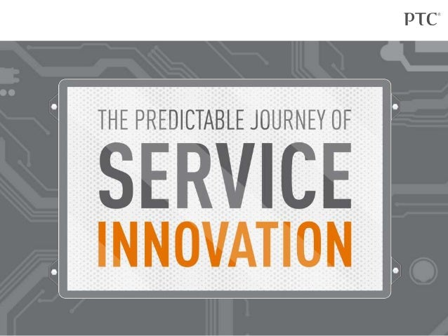 Predictable Journey of Service Innovation