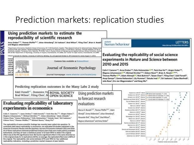Prediction markets   Slide 3