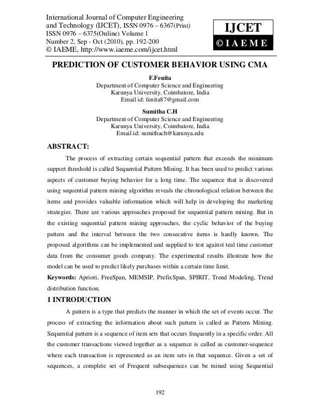 International Journal of Computer EngineeringInternational Journal of Computer Engineering and Technology (IJCET), ISSN 09...