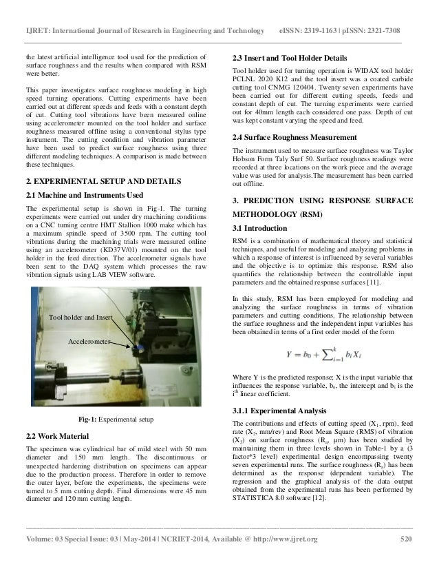 High Speed Machining; select papers (Materials Science Forum; Volume 836-837)