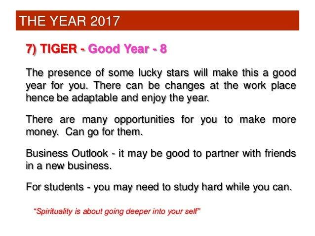 Predictions 2017
