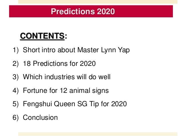 2020 année Rat metal - prediction master Linn Yap FengshuiQueen (traduit en français) Predictions-2020-2-638