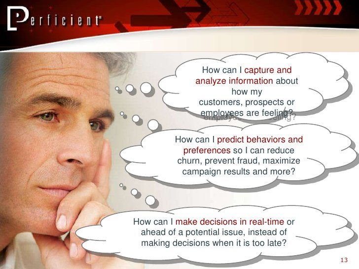 How can I capture and                analyze information about                   how my customers,               prospects...