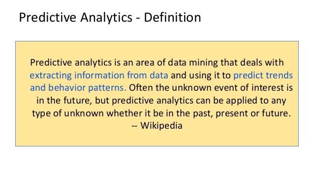 Predictive | Define Predictive at Dictionary.com