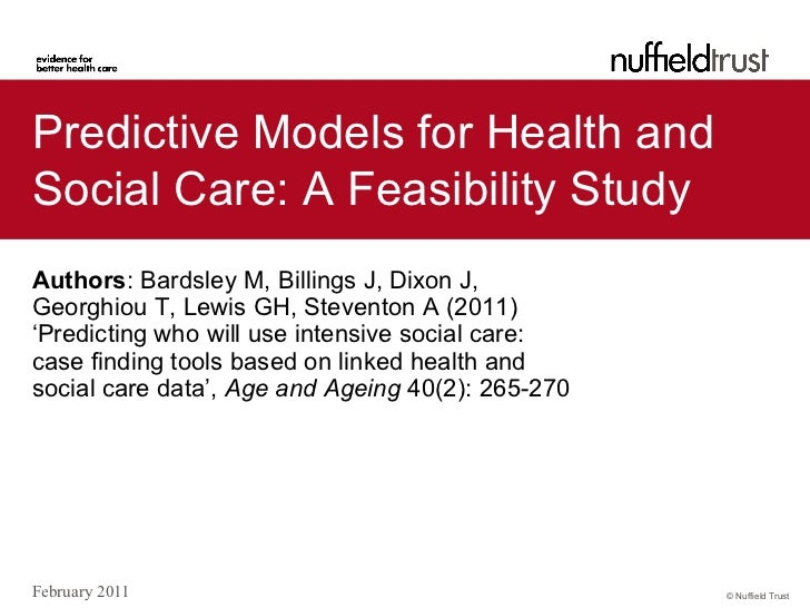 How We Design Feasibility Studies - PubMed Central (PMC)