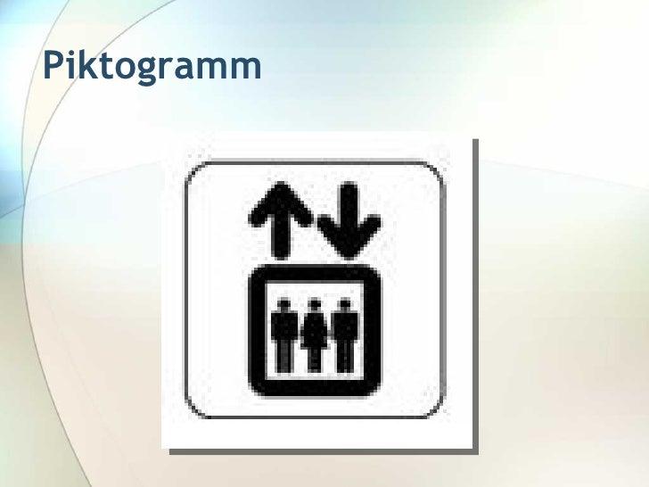 Piktogramm