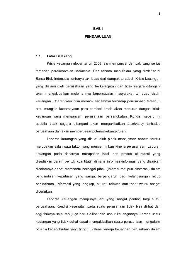 daftar perusahaan sampel manufaktur 2 penelitian ini hanya menggunakan sampel dari sektor perusahaan manufaktur from accounting 501 at universitas pelita harapan  daftar.