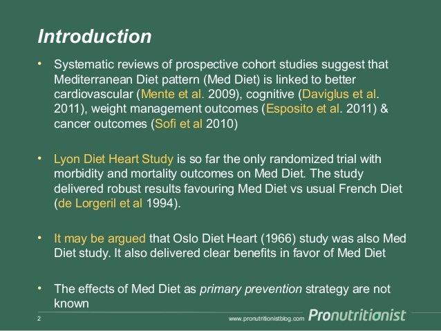 5 Studies on The Mediterranean Diet - Does it Really Work?