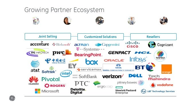 Growing Partner Ecosystem Joint Selling Customized Solutions Resellers Telcos System Integrators ISVs Technology Partners ...