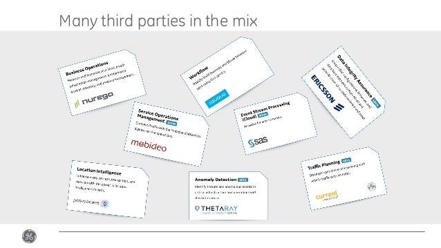Many third parties in the mix