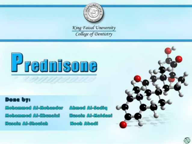 What is prednisone? • Prednisone is in a class of drugs called steroids. Prednisone reduces swelling and decreases the bod...