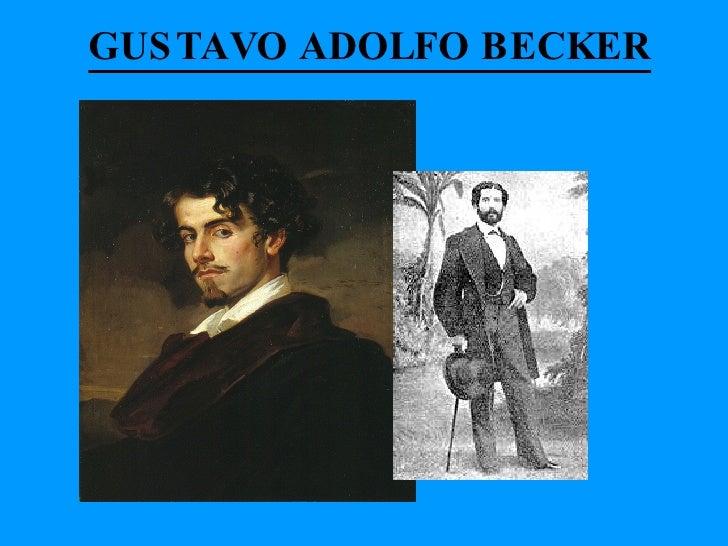 GUSTAVO ADOLFO BECKER