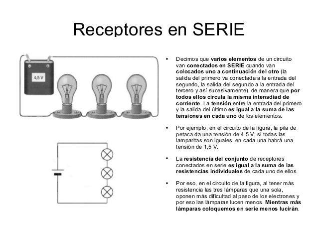 Circuito Serie : Circuitos en serie y paralelo