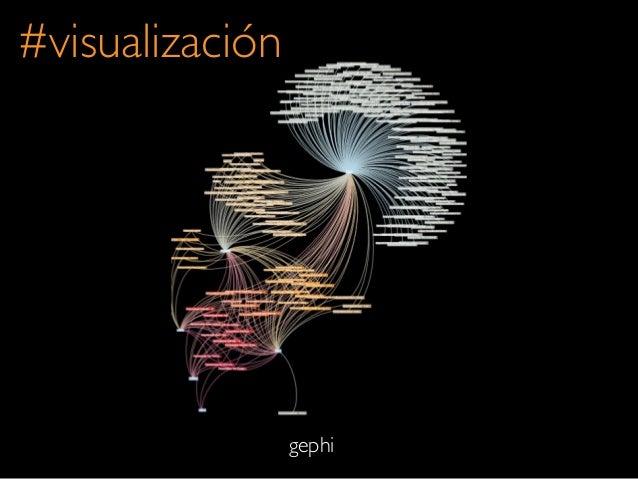 #visualizacióngephi