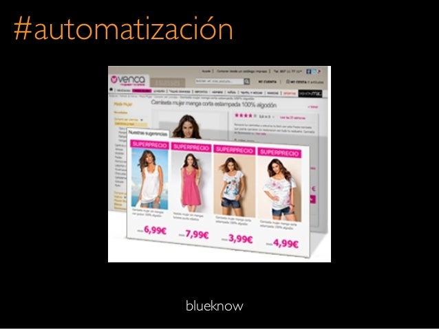 #automatizaciónblueknow