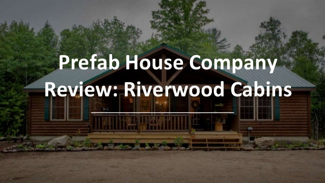 Riverwood Cabins Review - includes pricing and cost, photos, and more