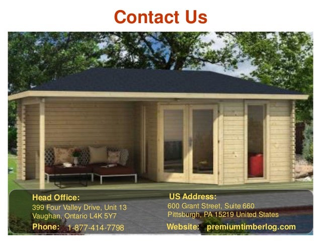 Log Garage Carport Kits In Us