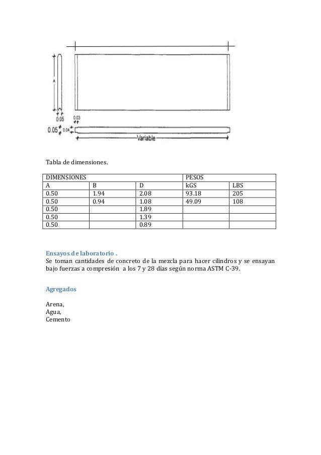 Prefabricados 2 mejorado - Dimensiones baldosas ...