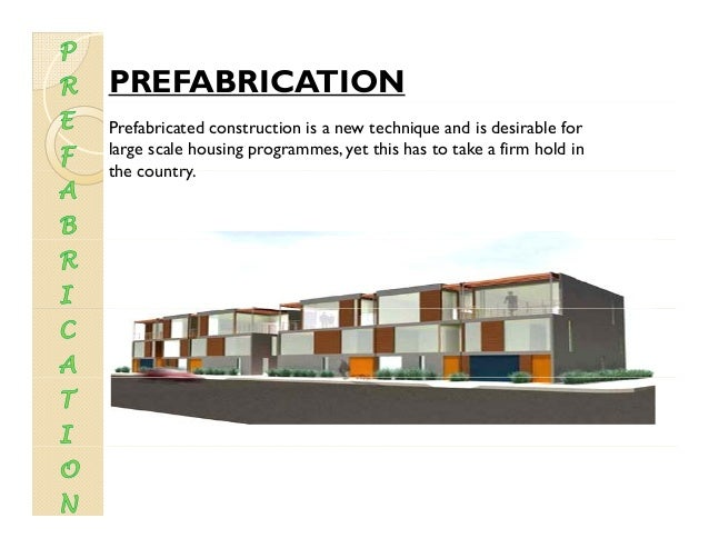 Prefabricated Building Systems Pdf