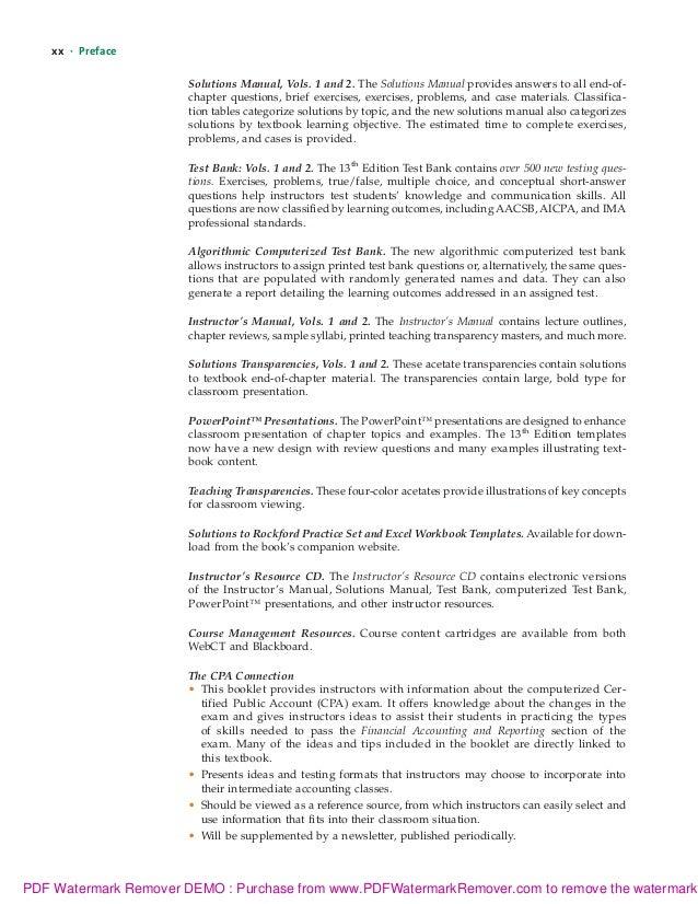 mensur boyda vahdi boyda accounting principles preface rh slideshare net Solutions in Algebra Immigration Practice Manual