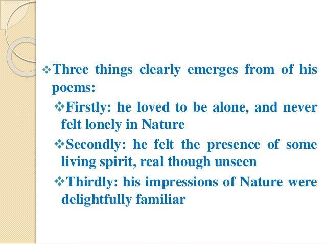 preface to lyrical ballads-manifesto to romantic movement