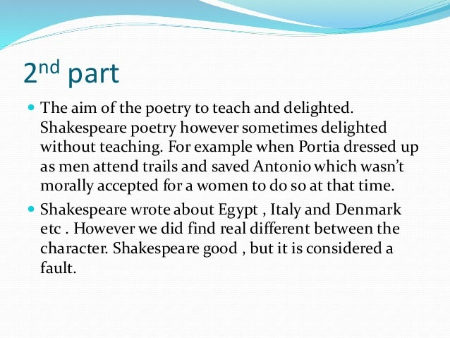 samuel johnson on shakespeare