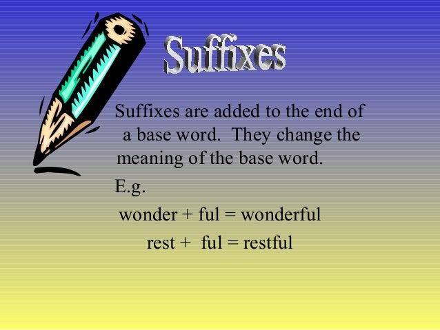 Suffix search engine